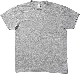 Velva Sheen(ベルバシーン) CREW NECK POCKET S/S TEE MADE IN U.S.A. ポケット tシャツ メンズ