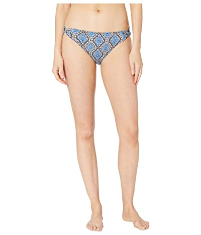 Tommy Bahama Desert Python Reversible Side Hipster (Blue Monday) Women