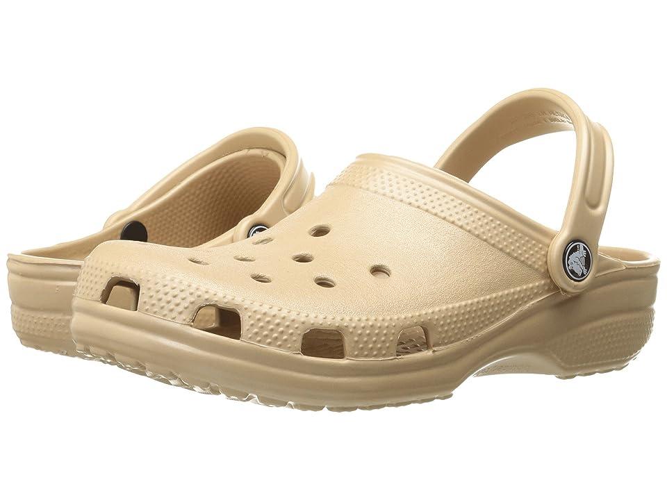 Crocs Classic Clog (Gold 1) Clog Shoes