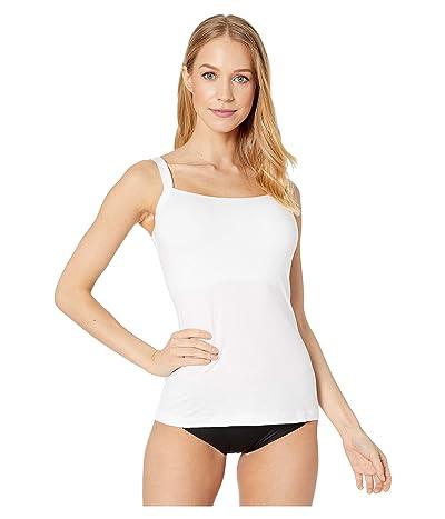 Cosabella Talco Curvy Camisole (White) Women
