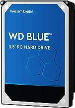WD Blue - Disco duro para ordenadores de sobremesa de 2 TB (5400 rpm, SATA a 6 Gb/s, 64 MB de caché, 3,5