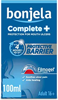 Bonjela Complete Plus 10ml - Complete Mouth Ulcer Care by reckitt benckiser