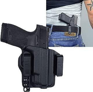 Bravo Concealment: S&W M&P Shield 9/40 IWB Gun Holster