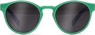 Chicco - 10167100000 - Gafas de sol infantiles para niños 3 años/ 36 m+, color verde y morado