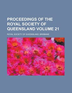 Proceedings of the Royal Society of Queensland (V.27 1915)