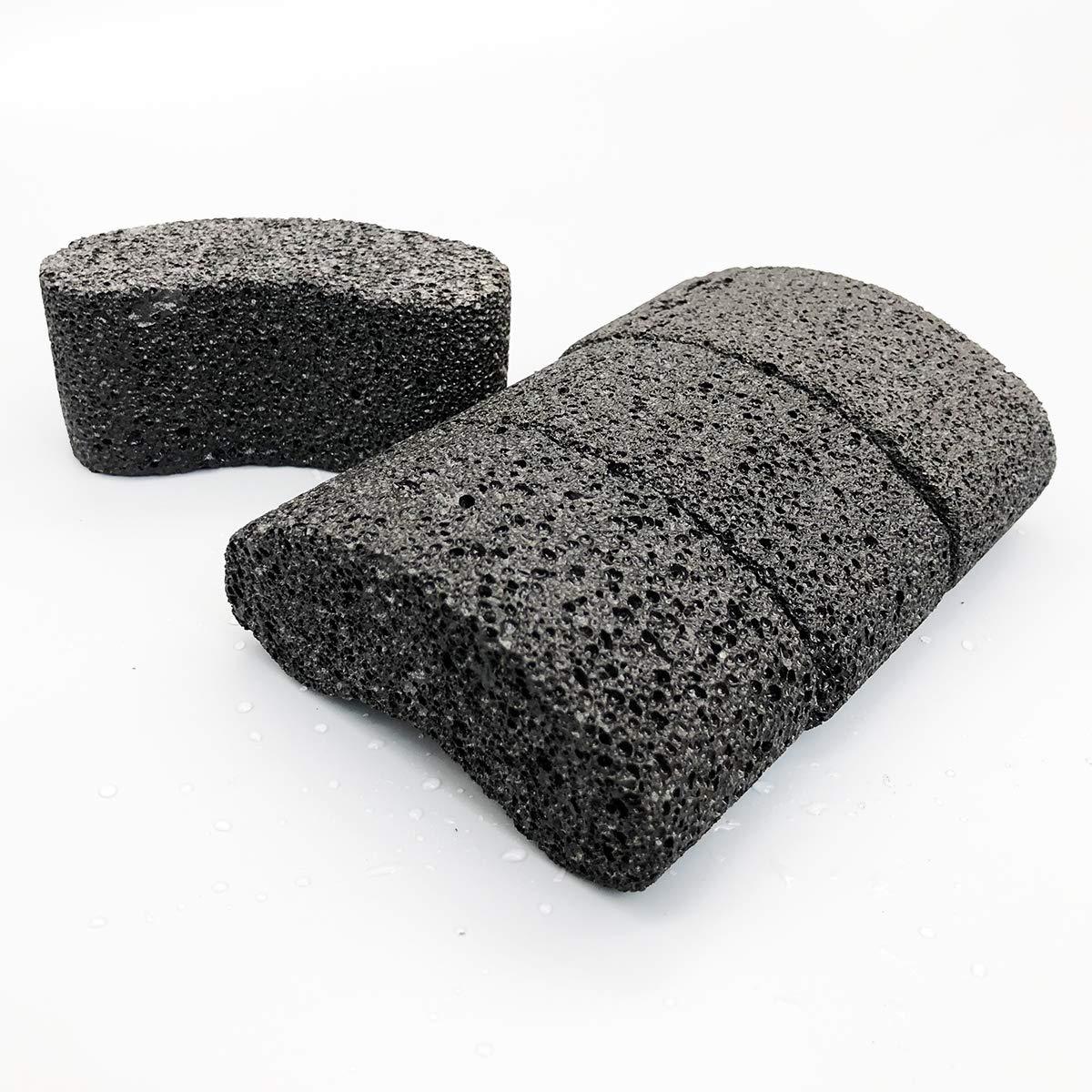 Bicrops Natural Lava Pumice Stone De Pedicure service Tool Callus Hard List price