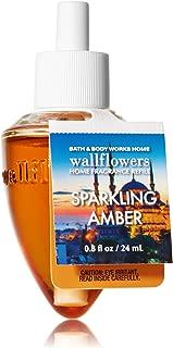 Bath & Body Works Wallflowers Fragrance Refill Bulb Sparkling Amber