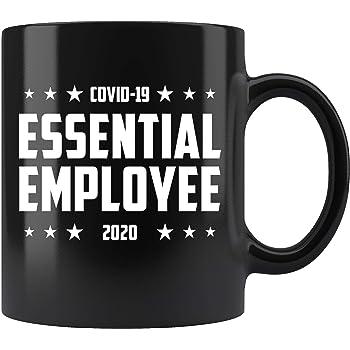 2020 Essential Employee Perfect For Gift Mug Funny Coffee Or Tea Mug