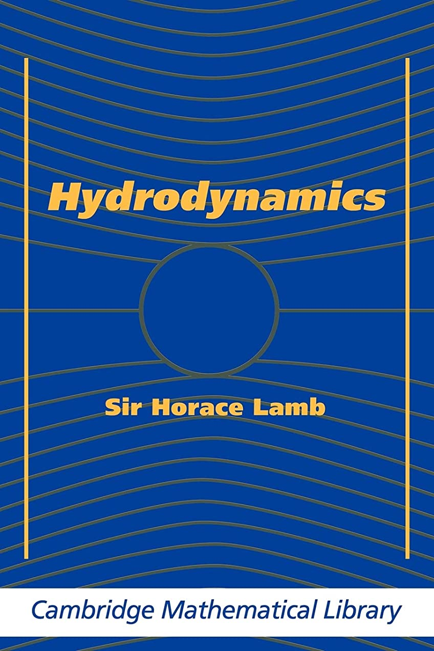 前述の斧保持Hydrodynamics (Cambridge Mathematical Library)