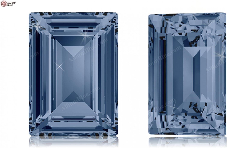 Swarovski Crystals 602083 Fancy Stones 4527 MM 8,0X 6,0 MONTANA F, 144 Pieces