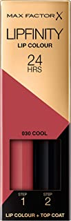 Max Factor Lipfinity Long-Lasting Two Step Lipstick - 30 Cool, 4.2g