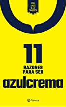 11 Razones para ser azulcrema (Spanish Edition)