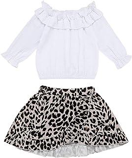 Fabal Toddler Baby Kids Girls Sleeveless Sunflowers Skirt Princess Dresses Clothes Navy