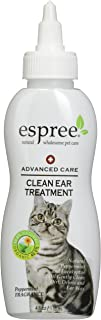 Espree Clear Ear Treatment Peppermint for Cats 118 ml