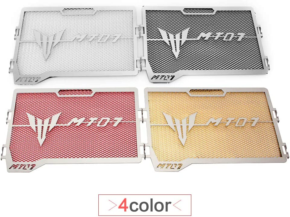Motorcycle Radiator Grille Grill Guard Protective Grill For Yamaha MT07 MT-07 MT 07 2014-2017