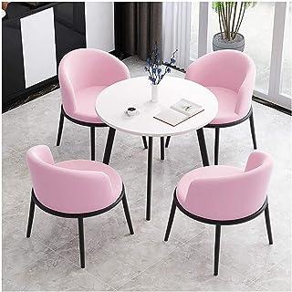 Table de salle à manger pour la cuisine ou la de l Réception Table et chaise nordique moderne Minimaliste Affichage solide...