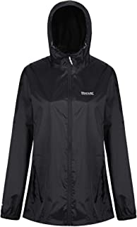 Regatta Women's Wmn Pk It JKT III Jacket, Black, 18 UK (44 EU)