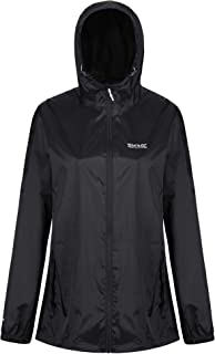 Regatta Women's Wmn Pk It JKT III Jacket, Black, 24 UK (50 EU)