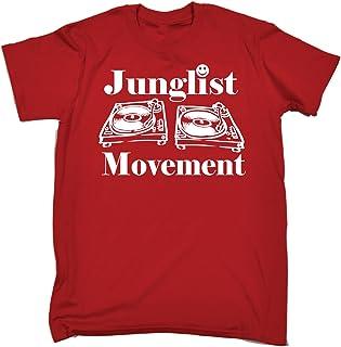 Lixinli Junglist Movement T-Shirt