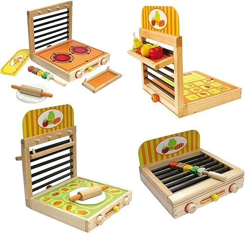 Kit de jeu Cuisine magasin grill