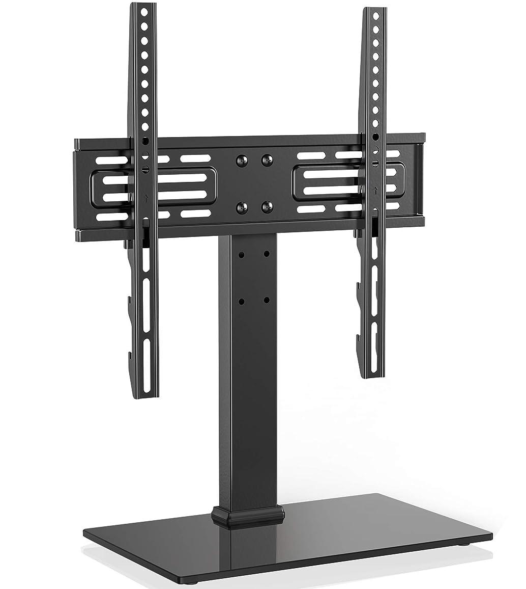 数値文句を言う土器FITUEYES テレビスタンド 27~55インチ対応 壁寄せテレビスタンド テレビ台 高さ調節可能 TT103701GB