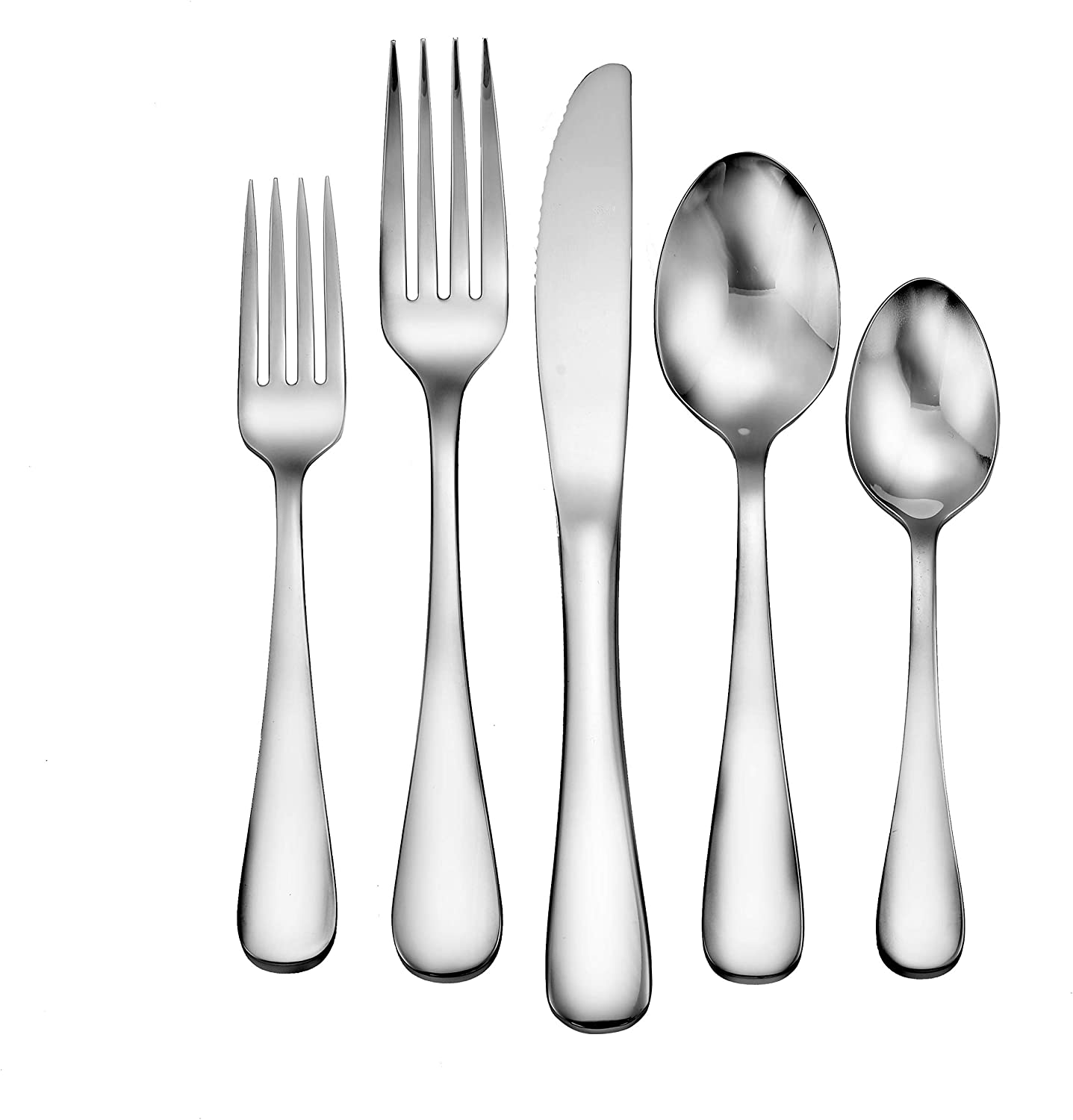 Liberty Tabletop Detroit Mall Annapolis 43 Piece Flatware Animer and price revision 8 Set I Service for