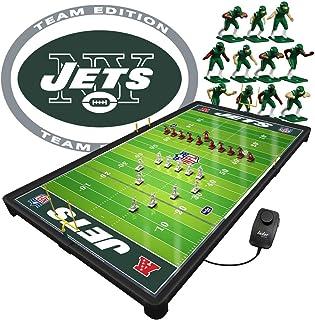 Tudor Games NFL New York Jets NFL Pro Bowl Electric Football Game Set, Multicolor