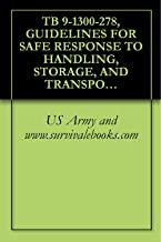 TB 9-1300-278, GUIDELINES FOR SAFE RESPONSE TO HANDLING, STORAGE, AND TRANSPORTATION ACCIDENTS INVOLVING ARMY TANK MUNITIONS OR ARMOR WHICH CONTAIN DEPLETED URANIUM, 1996