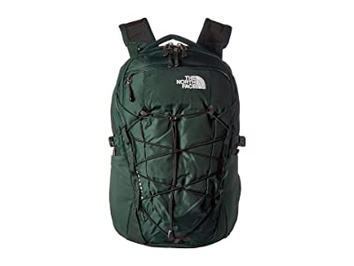 The North Face Borealis (Ponderosa Green/TNF Black) Backpack Bags