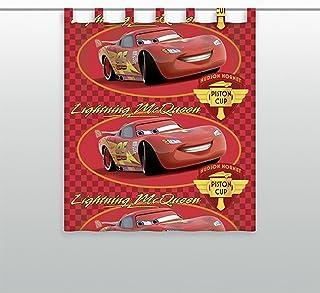 140 x 160cm Lot De 2 Rideaux De voiture De dessin Anim/é Blackout Rideaux Enfants Gar/çon