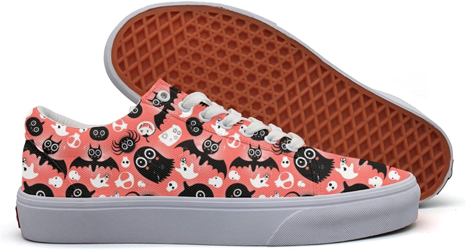 Funny Halloween Monster Women's Casual Sneakers shoes Footwear Sports Fashion Original