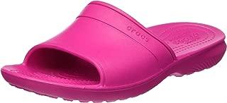 crocs Classic Slide Sandal Candy Pink 9 US Men/11 US Women M US