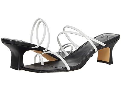 Marc Fisher LTD Calida (White Leather) Women