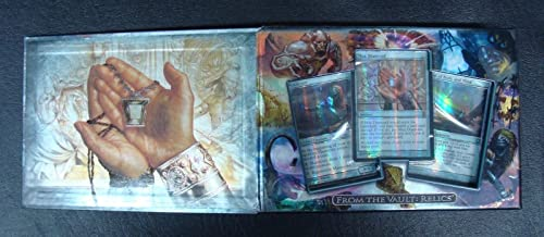 Magic the Gathering From the Vault: Relics Brand New Factory Sealed ^G#fbhre-h4 8rdsf-tg1382990
