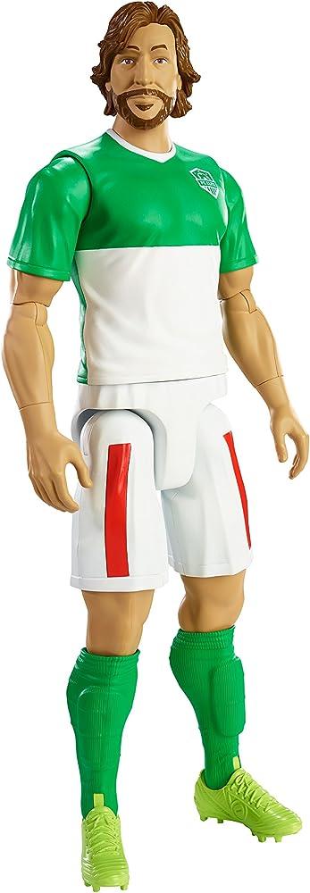 Mattel,personaggio calciatore pirlo DYK91,30 CM