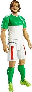 Mattel FC Elite Andrea Pirlo Soccer Action Figure