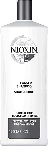 Shampoo Sistema 2, Nioxin, 1000Ml
