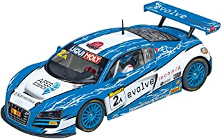 Carrera 23840 Audi R8 LMS Fitzgerald Racing #2A Digital 124 Slot Car Racing Vehicle 1:24 Scale