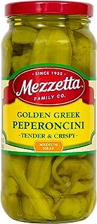 Mezzetta Golden Greek Peperoncini, Whole, 16 Ounce