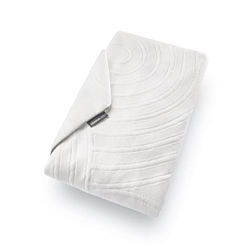 Tempur-Pedic TEMPUR-Protect Waterproof Mattress Protector, Queen Cover Deep Pocket Fitted,