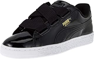 Puma Basket Heart Patent Wn's Shoes For Unisex