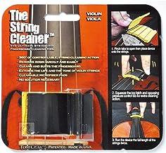 TONE GEAR The String Cleaner for Violoin/Viola ヴァイオリン ヴィオラ用ストリングクリーナー