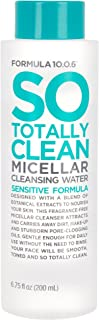 Best formula 10.0 6 micellar water Reviews