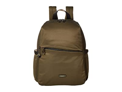 Hedgren Cosmos Large Backpack (Earth Green) Backpack Bags