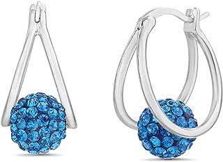 Best swarovski ball stud earrings Reviews