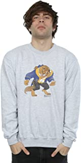 Disney Men's Classic Beast Sweatshirt