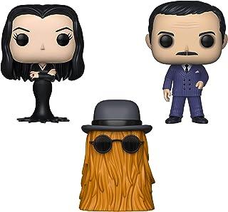 Funko TV: Pop! The Addams Family Colectors Set 1 - Morticia, Gómez, It