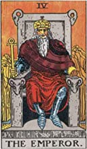 Tarot Notebook Journal - The Emperor: Medium College Ruled for Your Daily Readings Illustrated with the Beautiful Rider-Waite tarot deck (Major Arcana Journal)