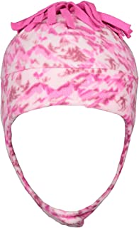 Obermeyer Girls' Orbit Fleece Hat