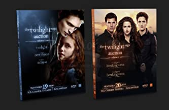The Twilight Saga Auction Catalog by Prop Store